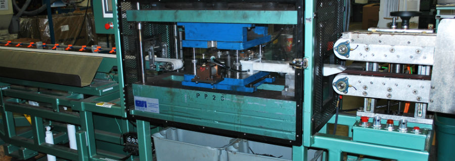 In-line Punch Press