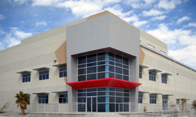 Custom Profile Extrusion Facility In Juarez, Mexico